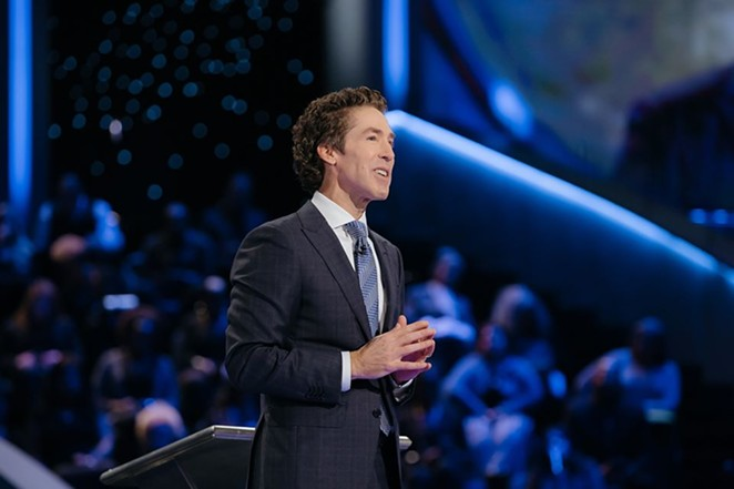 FACEBOOK / LAKEWOOD CHURCH