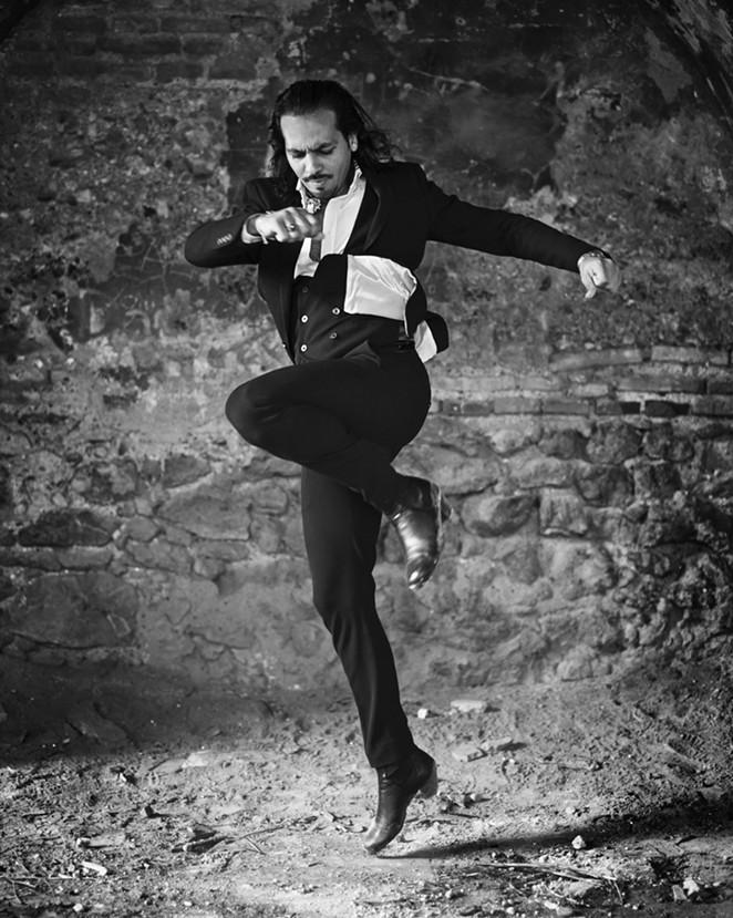 ARTS San Antonio brought flamenco dancer Farruquito to San Antonio in November 2019 - COURTESY OF ARTS SAN ANTONIO