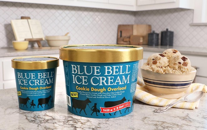 FACEBOOK/BLUE BELL ICE CREAM