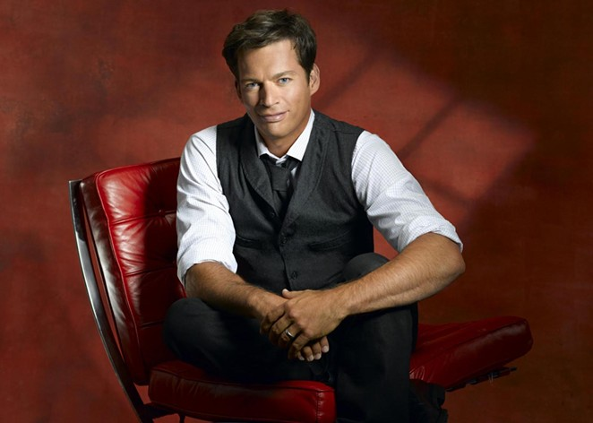 COURTESY OF HARRY CONNICK JR.