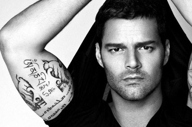 Ricky Martin - COURTESY