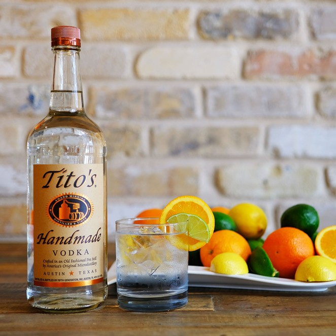FACEBOOK / TITO'S VODKA