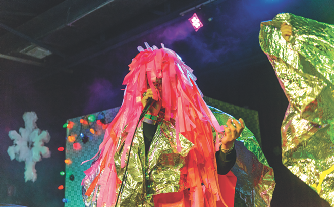 Pink Leche - JAIME MONZON