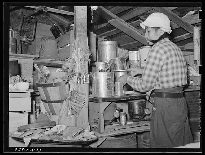FARM SECURITY ADMINISTRATION - OFFICE OF WAR INFORMATION PHOTOGRAPH COLLECTION (LIBRARY OF CONGRESS)