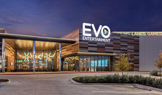 FACEBOOK / EVO ENTERTAINMENT GROUP (SCHERTZ, TX)