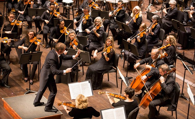 The San Antonio Symphony is one of many organizations to lose funding from the city. - COURTESY OF THE SAN ANTONIO SYMPHONY