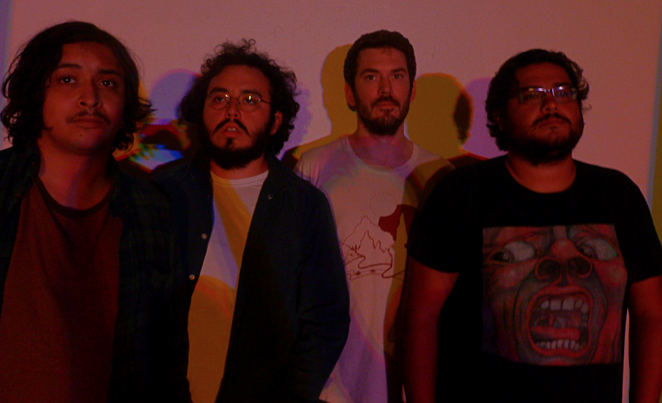 Midnight Cleaners are among the San Antonio bands with recent release available. - COURTESY OF MIDNIGHT CLEANERS