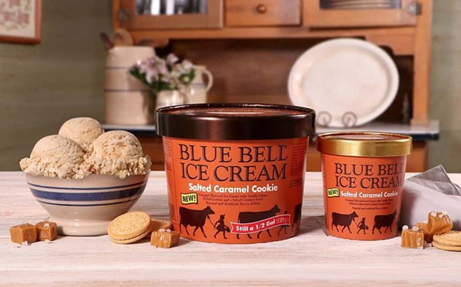 Blue Bell Creameries L.P. has agreed to plead guilty to two misdemeanor counts of distributing adulterated ice cream products. - FACEBOOK / BLUE BELL