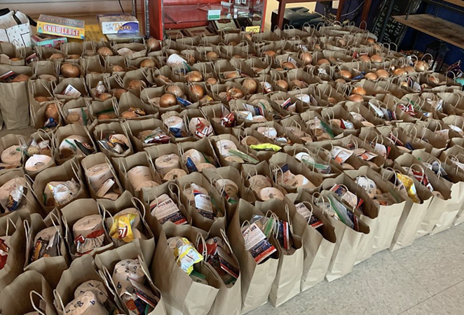 """""""We are ending the week with 4,372 elderly served,"""" read a Folklores Coffee House Instagram post this weekend. """"We want to thank all of our volunteers and those who have donated."""" - INSTAGRAM / FOLKLORES_COFFEE_HOUSE"""