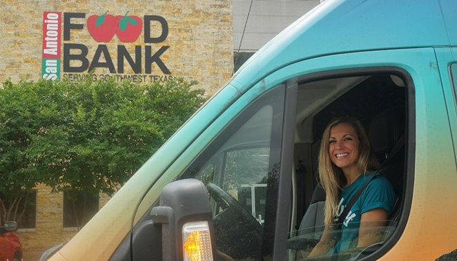 Wildway, an SA-based natural food company has donated 1,000 pounds of granola to the San Antonio Food Bank. - COURTESY WILDWAY