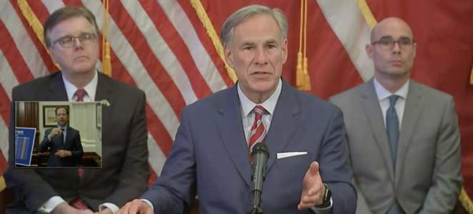 Governor Abbott discusses the second phase of his reopening plan, which includes bars, wine tasting rooms and craft breweries. - KSAT12 LIVE FEED