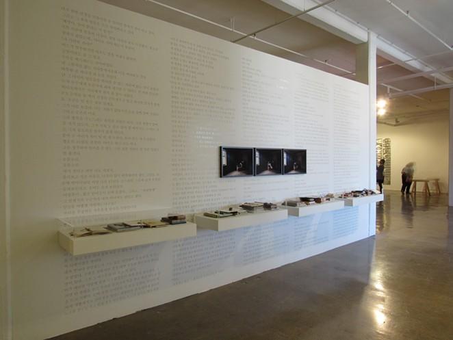 """Novel Ideas,"" one of Blue Star Contemporary's Spring 2020 Exhibitions - KELLY MERKA NELSON"