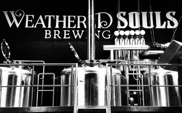 FACEBOOK / WEATHERED SOULS BREWING CO.
