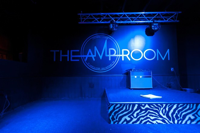 FACEBOOK / THE AMP ROOM