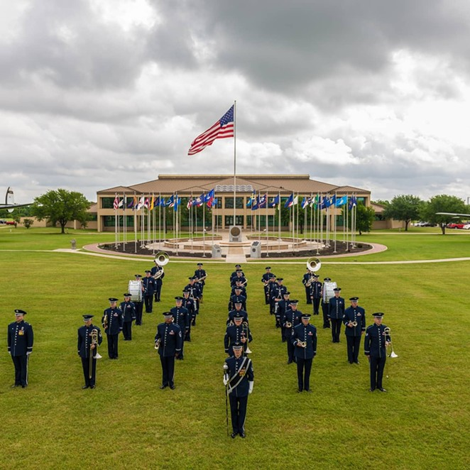 FACEBOOK / USAF BAND OF THE WEST