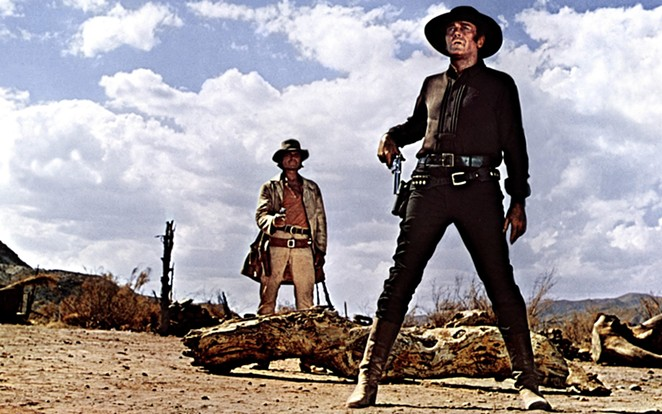 Once Upon a Time in the West will screen on July 21. - WARNER HOME VIDEO