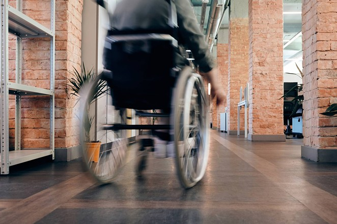 The COVID-19 pandemic has highlighted concerns about whether employers are accommodating workers with disabilities. - PEXELS / MARCUS AURELIUS