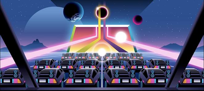 FACEBOOK / EDM DRIVE-IN