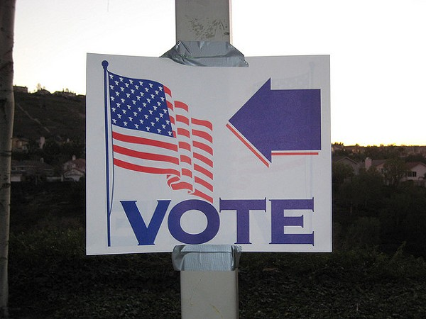 Early voting for the runoff election start on Monday, June 1. - VIA FLICKR USER KRISTIN_A