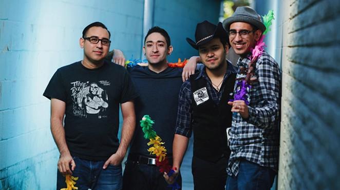 As puro as it gets: San Antonio's Piñata Protest - COURTESY
