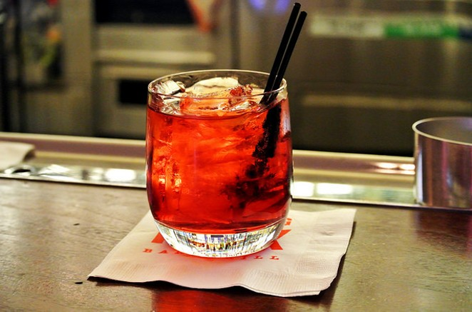 It's time for all the Negronis - FLICKR/MARIOBONIFACIO