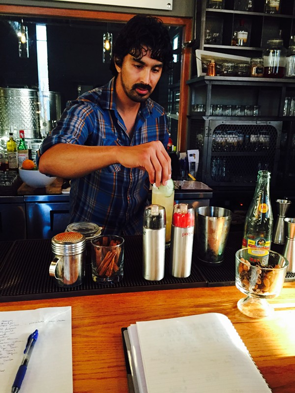 The latest face at Dorcol is also wildly familiar. - DORCOL DISTILLING CO./COURTESY