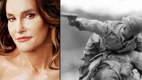 TOY SOLDIERS USED TO TROLL CAITLYN JENNER