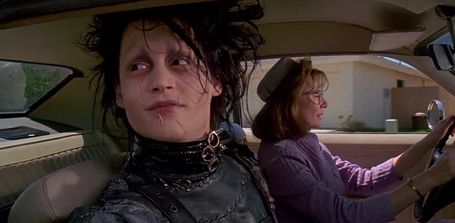 Make like Edward Scissorhands and enjoy the ride. - 20TH CENTURY FOX HOME ENTERTAINMENT