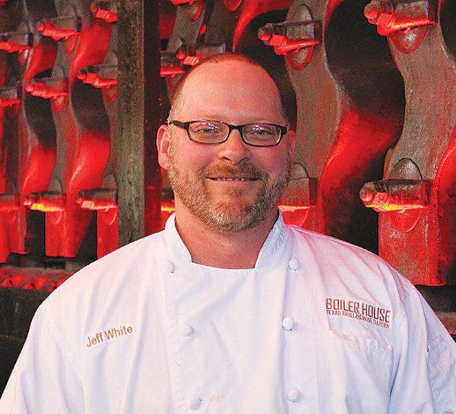Executive Chef Jeff White can cook up some classics for Father's Day. - COURTESY PHOTO