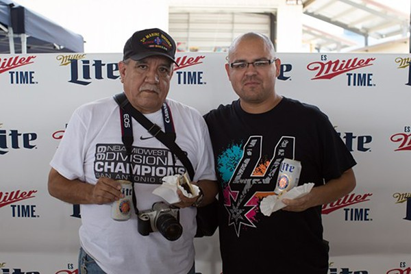 Your dad will always be the best person to share a beer with. - COURTESY OF SAN ANTONIO CURRENT