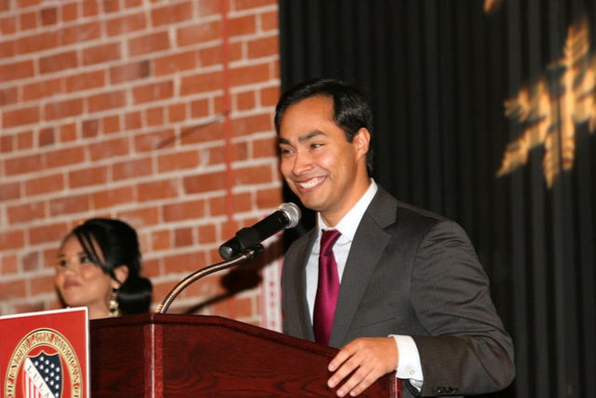 Rep. Joaquin Castro is part of a delegation to visit two South Texas detention centers. - WIKIMEDIA COMMONS