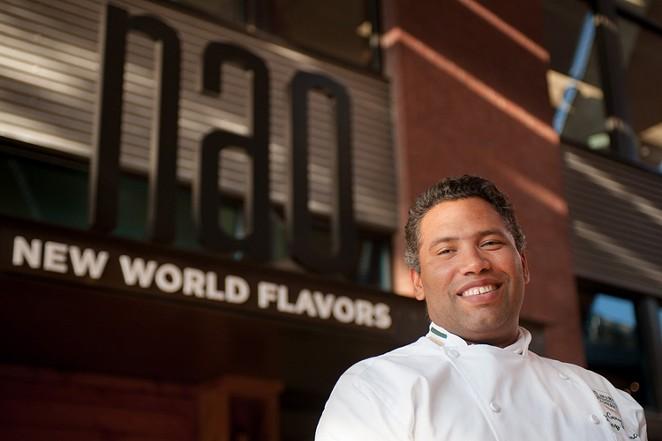 Chef Geronimo Lopez introduces a new menu to Nao Restaurant - CIACHEF