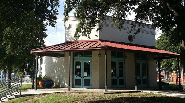 San Antonio Brewing Company will be occupying the OK Bar & Grocery building. - LANCE HIGDON