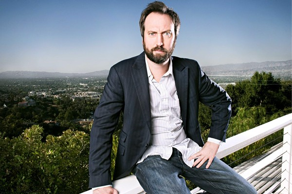 Tom Green is at the Rivercenter Comedy Club this week on Monday, June 29. - COURTESY