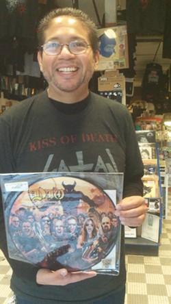 Jaime Gonzalez - VIA HOGWILD RECORDS FACEBOOK