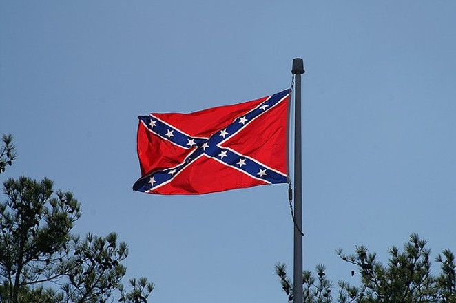 Councilman Alan Warrick wants to review where the Confederate flag is displayed in San Antonio's public places. - VIA FLICKR USER CARL WAINWRIGHT