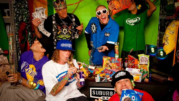 Kottonmouth Kings - COURTESY