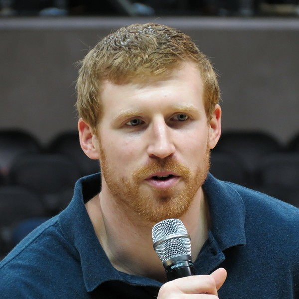 Matt Bonner will play for the Spurs next season. - WIKIMEDIA COMMONS