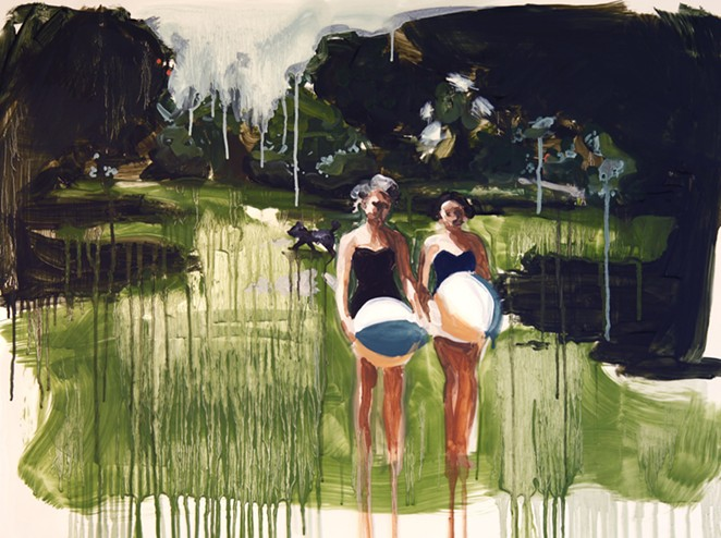 BRITTANY HAM, WOMEN IN THE PARK
