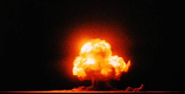 The first nuclear blast went off 70 years ago yesterday - WIKIMEDIA