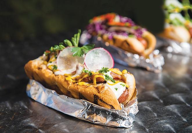 RockerDogz Gourmet Street Dogz - DANNY BATISTA