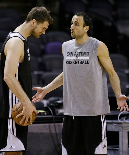 "Manu asks Tiago, ""Why are you leaving me? Can't you just stay forever?"" - NYTIMES.COM"