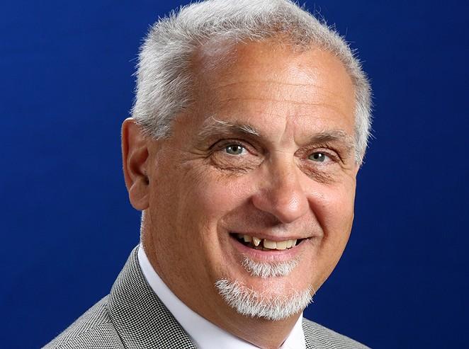 Former San Antonio Metro Health Director Dr. Thomas Schlenker - COURTESY