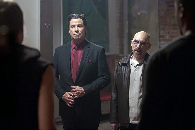 John Travolta stars in Criminal Activites, Jackie Earl Haley's directorial debut. - COURTESY