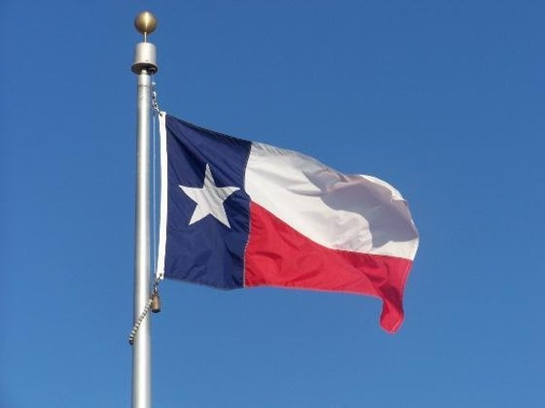 That's the nation's second-best flag right there. - VIA FLICKR USER J. STEPHEN CONN