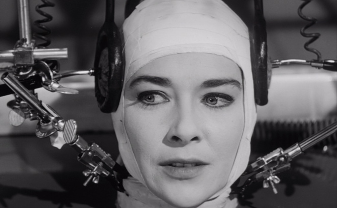 Virginia Leith in The Brain That Wouldn't Die (1962) - ROGUE VIDEO