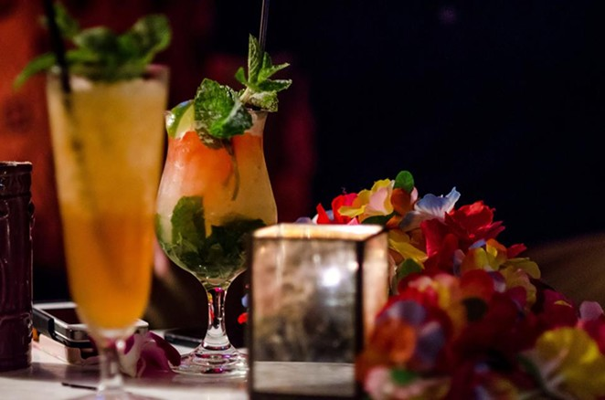 Let's have a tiki? - THE BROOKLYNITE/FACEBOOK