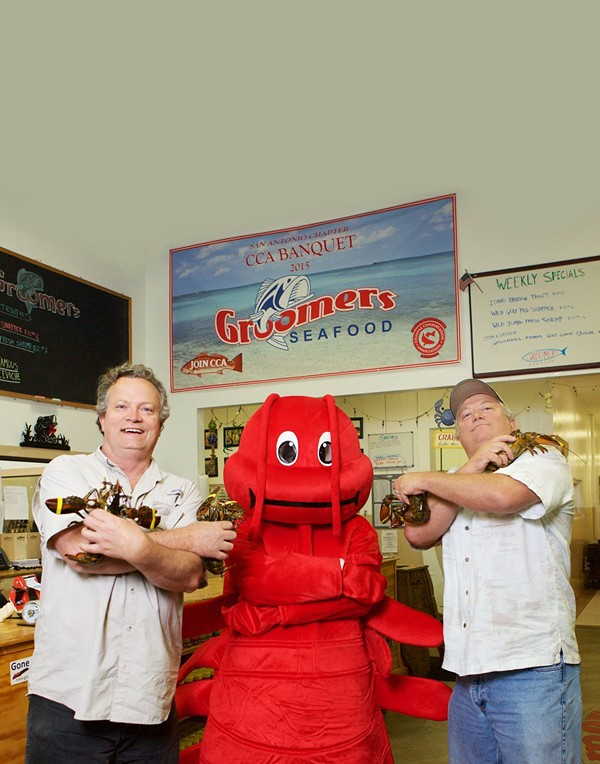 More lobsters, more fun. - GROOMER'S SEAFOOD