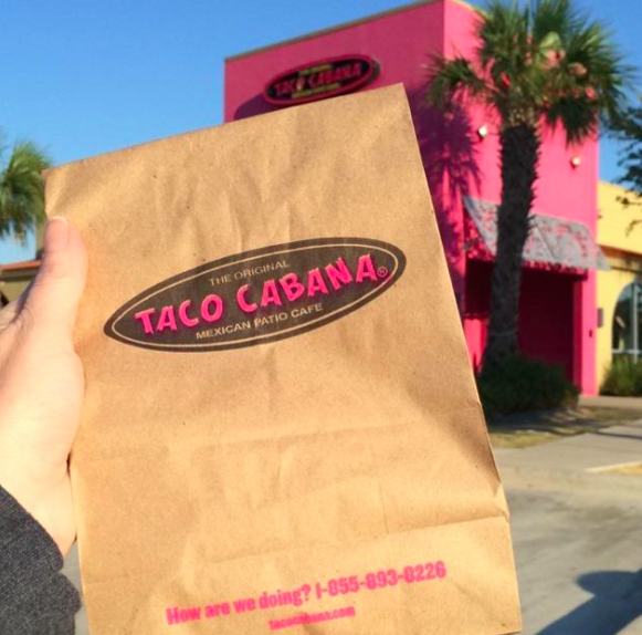 Taco Cabana will offer free breakfast tacos tomorrow. - COURTESY