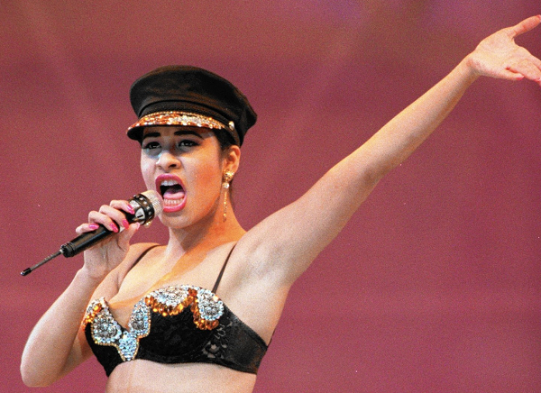 A new petition wants to immortalize Selena in wax. - COURTESY